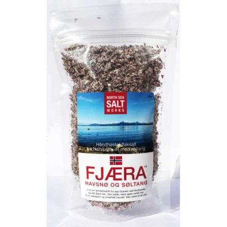 Flake Salt with Dulce seaweed