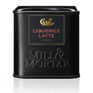 Liquorice latte Mill Mortar