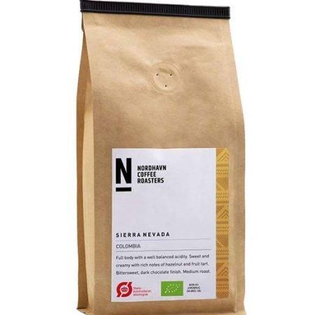 Sierra Nevada biologische koffie uit Colombia